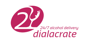 Dialacrate | 24 hr alcohol delivery